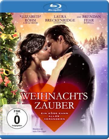 A Christmas Kiss (Weihnachts Zauber) [Blu-ray] [UK Region German Import]