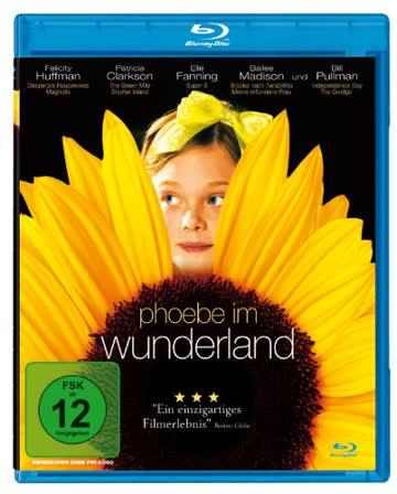 Phoebe im Wunderland (Blu-ray)