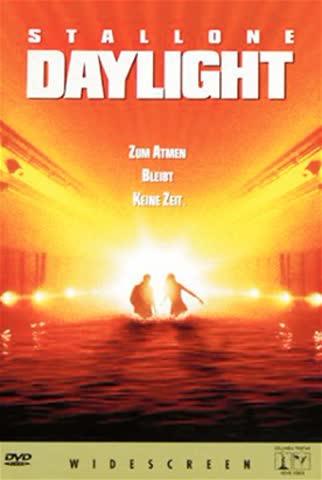 DAYLIGHT - SYLVESTER STALLONE, [DVD] [1996]