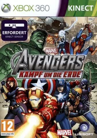 Marvel Avengers Kampf um die Erde