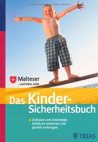 Das Kindersicherheitsbuch: Zuhause und unterwegs: Gefahren erkennen und gezielt vorbeugen