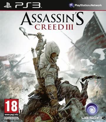 Assassin's Creed 3 Bonus Edition