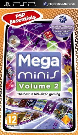 PSP Minis Compilation 2 Essentials (PEGI)