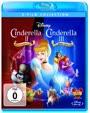 Cinderella 2+3 [Blu-ray]