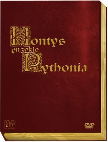 Montys Enzyklopythonia (4 DVDs)