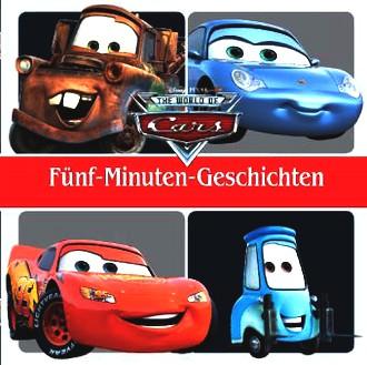 Disney Cars: 5-Minuten-Geschichten
