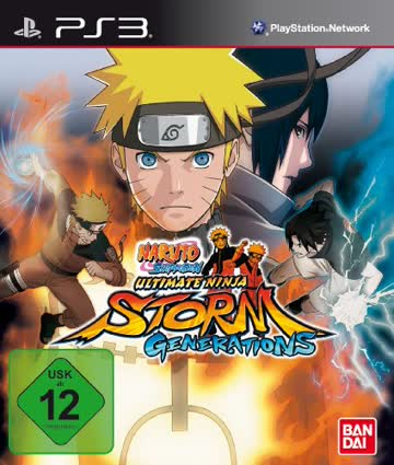Naruto Shippuden: Ultimate Ninja Storm Generations (inkl. Booster-Pack)
