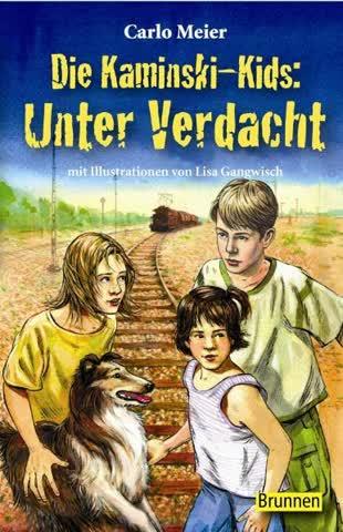 Die Kaminski-Kids: Unter Verdacht. Die Kaminski-Kids, Bd. 4