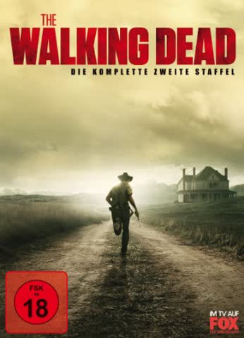 The Walking Dead - 2. Staffel komplett
