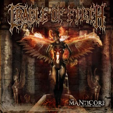 Cradle Of Filth - The Manticore And Other Horrors (Limited Edition)