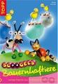 Scoogels - Bauernhoftiere: Lustige Figuren aus Scoubidouresten und Perlen
