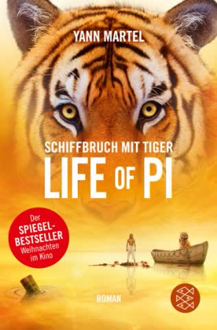 Schiffbruch mit Tiger: Roman