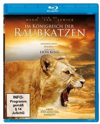 Im K?igreich Der Raubkatzen - Cats Of Prey (Blu-Ray) (Blu-Ray) (Import) K....