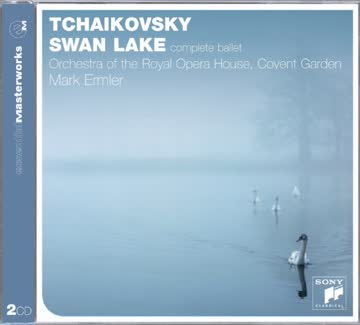 Orchestra of the Royal Opera H - Tchaikovsky:Swan Lake [Complet