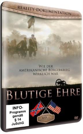 Blutige Ehre - Der amerikanische Bürgerkrieg (Metallbox)