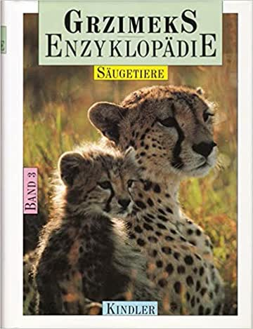 Grzimeks Enzyklopädie der Säugetiere Band 3