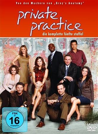 Private Practice - Die Komplette Fünfte Staffel