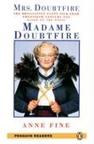 Penguin Readers Level 3 Madame Doubtfire (Penguin Readers (Graded Readers))
