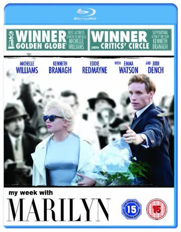 My Week with Marilyn [Blu-ray] [UK Import]
