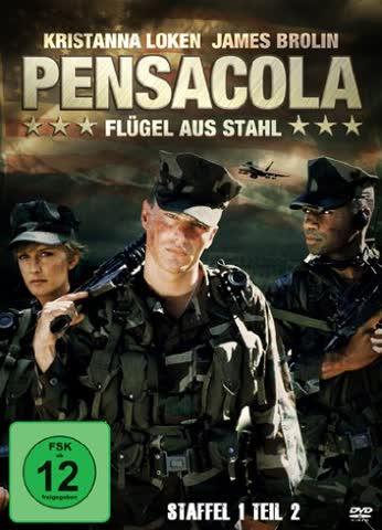 Pensacola - Flgel aus Stahl 1.2
