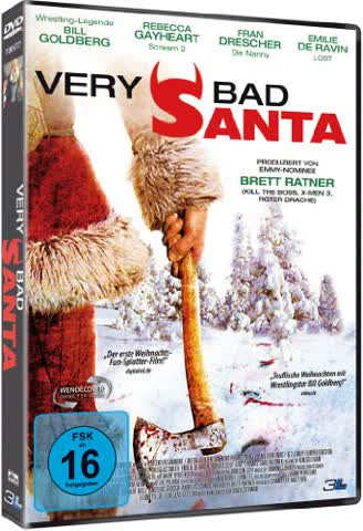 Very Bad Santa (DVD)