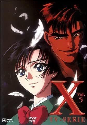 X, Vol. 5 (Episoden 17-20)