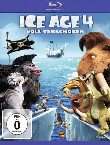 ICE AGE 4 - VOLL VERSCHOBEN (B