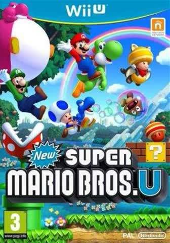 New Super Mario Bros.U