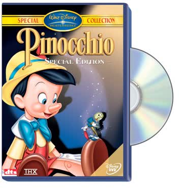 Pinocchio (Special Collection) [Special Edition]