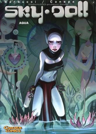 Sky Doll, Band 2: Aqua