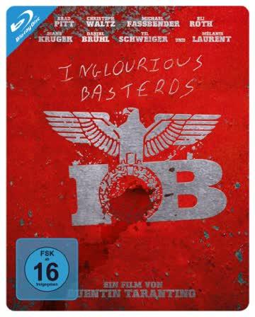 Inglourious Basterds - Steelbook - [Import] [Blu-ray]