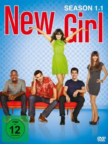 New Girl - Season 1.1 [2 DVDs]