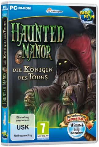 Haunted Manor: Die Königin des Todes [German Version]