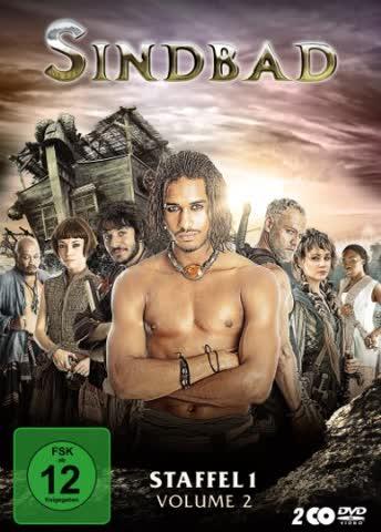 Sindbad - Season 1.2 (DVD)