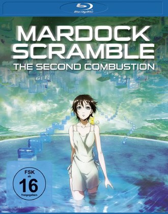 Mardock Scramble - The Second Combustion [Blu-ray]