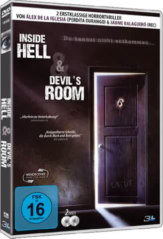 Inside Hell / Devil's Room [2 DVDs]