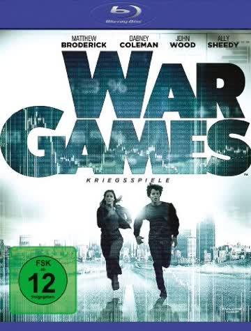 War Games [Blu-ray]