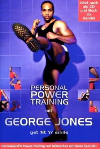 George Jones - Personal Power Training [2 DVDs]