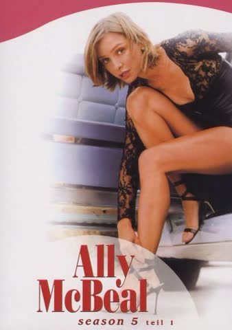Ally McBeal: Season 5.1 Collection [3 DVDs]