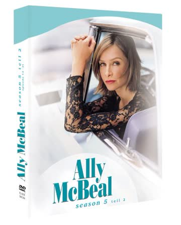 Ally McBeal: Season 5.2 Collection [3 DVDs]