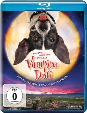 Vampire Dog [Blu-ray]