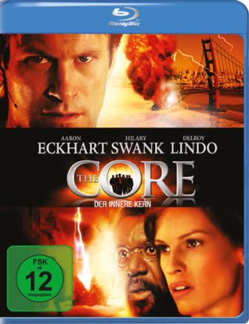 THE CORE - MOVIE [Blu-ray] [2003]