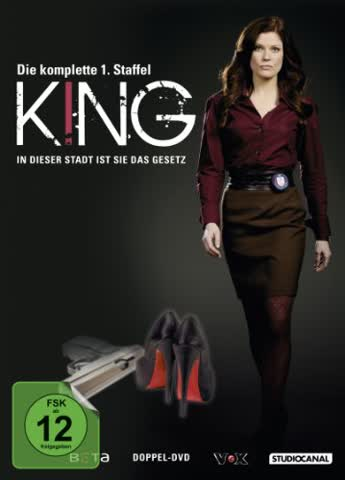 King (Complete Season 1) - 2-DVD Set ( King - Complete Season One )