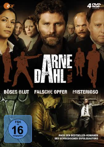 Arne Dahl - Vol. 1