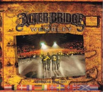 Alter Bridge - Live at Wembley-European Tour 2011 (CD+ 2 DVDs)
