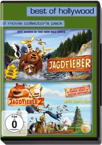 Best of Hollywood - 2 Movie Collector's Pack: Jagdfieber / Jagdfieber 2 [2 DVDs]
