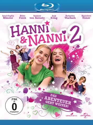 Hanni und Nanni 2 [Blu-ray]