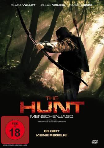 The Hunt: Menschenjagd [Import allemand]