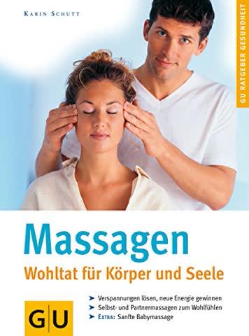 Massagen. GU Ratgeber Gesundheit