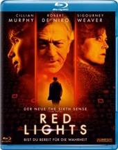 Red Lights Blu Ray